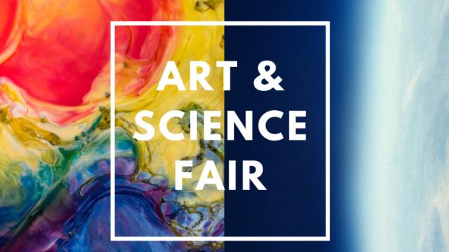 Art & Science Fair 2020 Instagram Post