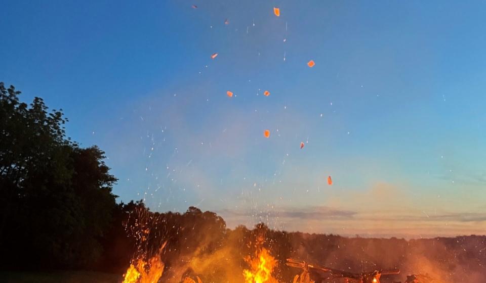 Bonfire - Men's Retreat